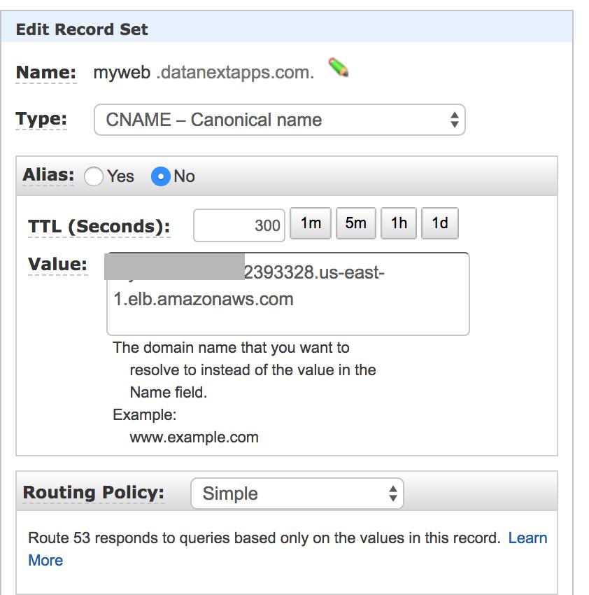 Generate SSL Certificates Using AWS ACM