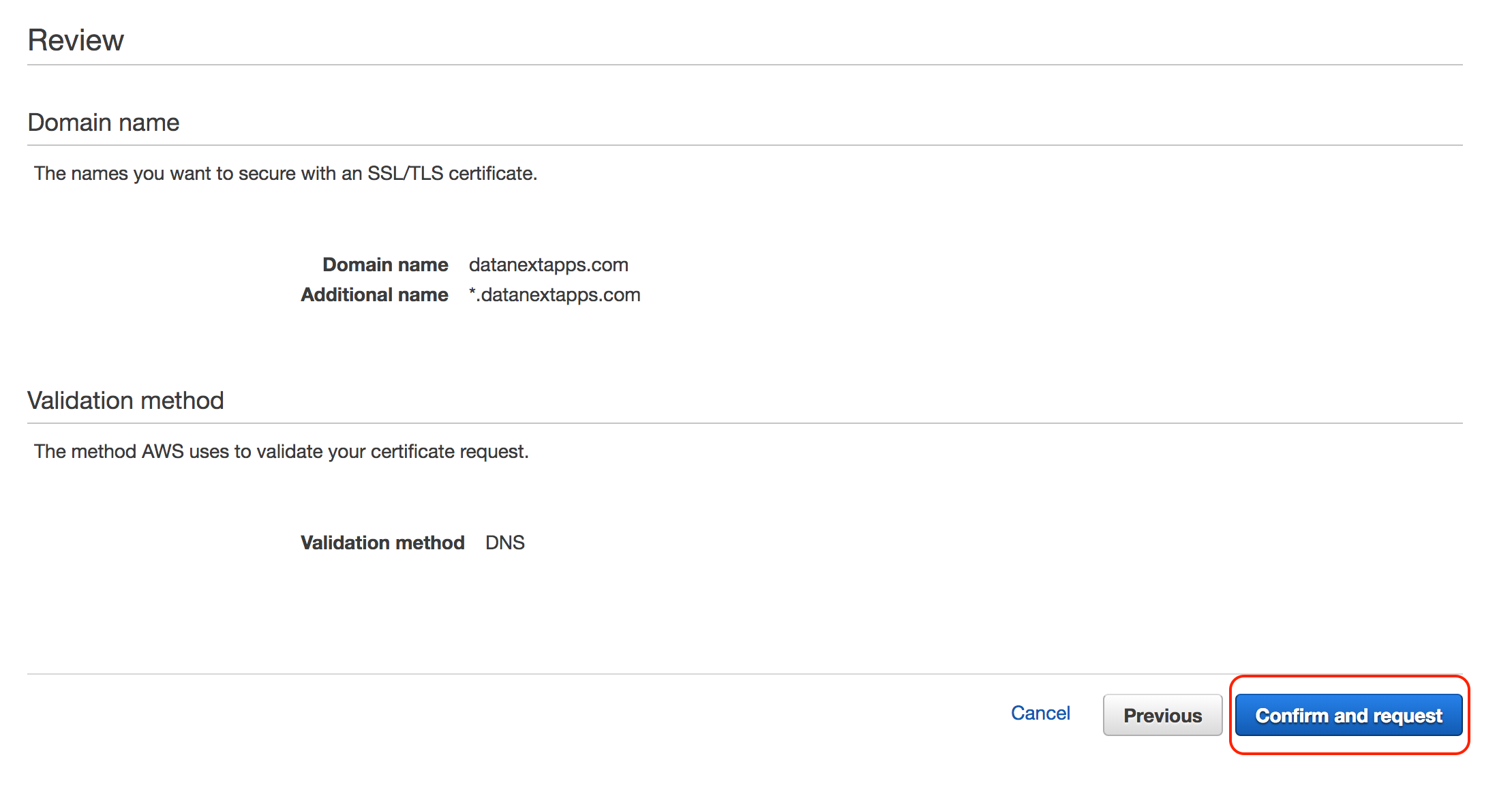 Generate Ssl Certificates Using Aws Acm Datanext Solutions