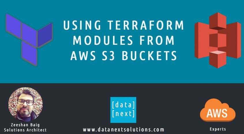 Using Terraform Modules from AWS S3 Buckets | DataNext Solutions